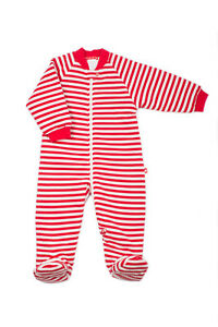 uh-oh! 1 tog Sleeping Buggy Bag RED Spring Autum Sleepsuit Baby Toddler Size 0 1