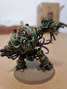 Warhammer 40k Chaos Hellbrute Painted