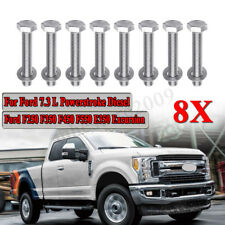 For Ford 7.3 L Powerstroke diesel exhaust manifold Stainless Steel Bolt F250