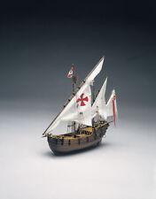 Mantua Models Nina Caravel of Columbus 1:50 Static Model Kit
