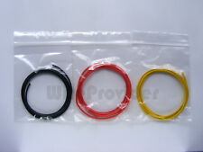 3m 24/0.2mm Equipment Wire Kit  3 Colour  0.75mm²  18-19 AWG   4.5A   WP-050816