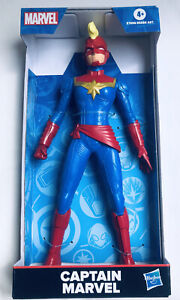 Captain Marvel Action Figure Toy Marvel Character Hasbro New In Box Figurine
