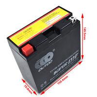 YT14B-BS 12V 12Ah 10HR Battery for Yamaha FZS1000 FZ1 01-05,XVS1100 V-Star 99-1