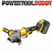 DeWalt DCG414T2-GB 54v XR FLEXVOLT 2x6.0Ah 125mm smerigliatrice angolare flex * IN STOCK *