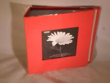 Pioneer 100 Pocket Fabric Frame Cover Photo Album Red                      C15-5