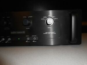 AUDIO RESEARCH  HIGH DEFINITION STEREO LINE AMPLIFIER MODEL LS3B