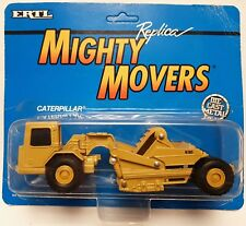 1:64 Scale ERTL Mighty Movers 2410 Caterpillar 613C Scraper - MIP