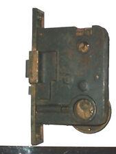 Antique Von Duprin Mortise Lock for Thumb  Latch Style Locks