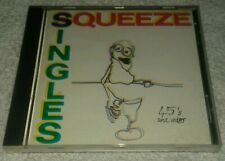 Singles 45's and Under  Squeeze  CD
