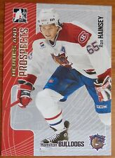 Ron Hainsey - '05-06 In The Game Heroes and Prospects - UMass Lowell River Hawks