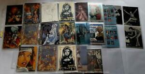 Modern Pin Up Art & Marilyn Monroe Trading Cards : Choose from a Selection