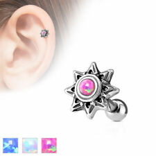 Body piercing senza marca trago , Diametro 6mm