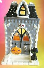 HTF Bath & Body Works Halloween Haunted House Soap Holder Decor