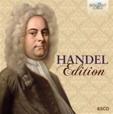 HANDEL EDITION [65 CDS] NEW CD