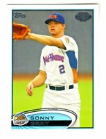 2012 Topps Pro Debut #69 SONNY GRAY RC Rookie Cincinnati Reds