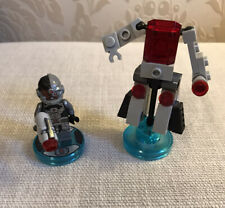 Lego Dimensions Cyborg Dc Comics Fun Pack