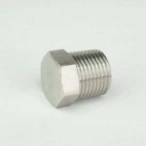 NPT TAPERED MALE PLUG - ADAPTOR/FITTING - VARIOUS SIZES - EXPRESS POST