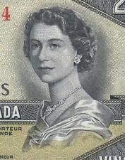 1954 BANK OF CANADA QEII $20 **DEVILS FACE** (( aUNC ))