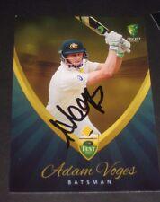 Matt Short signed Melbourne Renegades  Cricket Card + COA