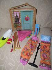 Liv Dolls Maple Lodge + Extra Accessories - EXC CON !!