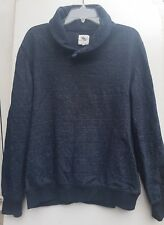 Cedar Wood State Men's Blue Pullover Tracksuit Jumper Top Size L
