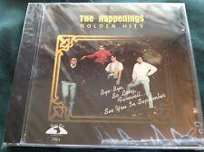 Sealed Rare 60's Rock CD : The Happenings ~ Golden Hits ~ Black Dog 1004