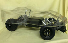 Vintage Tomo LUPUS EL - 1/8 2WD Buggy  - Rarität - mit Corvette C3 Lexan Body