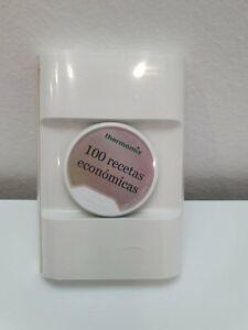 ۞ Recetario Digital Thermomix 100 Recetas Económicas ۞Envío Combinado 24H۞