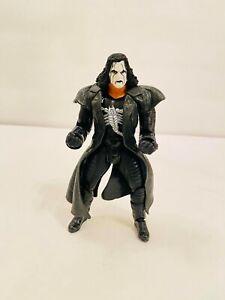 Marvel ToyBiz WCW Sting Crow 1999 Wrestling Action Figure WWF WWE Displayed Only