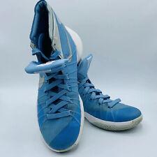 👟Nike Mens Basketball Shoes Sz 7 Zoom Hyperdunk 2015 Tar Heel Blue 749645-403