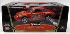 Voitures miniatures de tourisme Burago pour Porsche