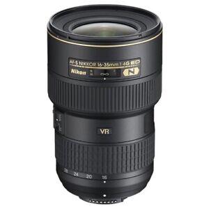 Nikon JAA806DA 16-35mm Wide Angle Lens (REFURB)