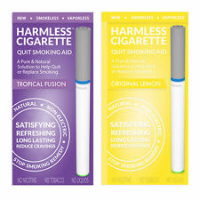 Natural Quit Smoking Aid / Maximum Craving Relief / Harmless Cigarette (2 Pack)