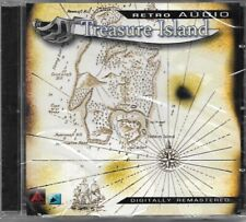 Orsen Welles Treasure Island Classic Radio Theatre CD Album