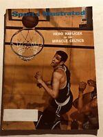 1969 Sports Illustrated BOSTON CELTICS vs Lakers JOHN HAVLICEK Hero NBA FINALS