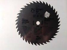 "Vermont American 26492 Steel Cutoff/Rip Saw Blade 7-1/4"" 40 Teeth"
