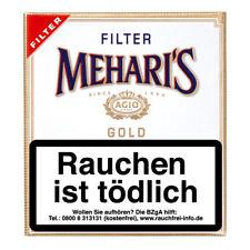Meharis Gold Filter 20St/Pck(0,26€=1St) Cigarillos