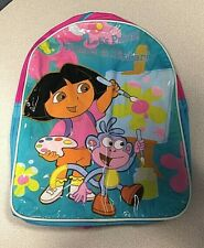 Dora The Explorer and Boots Back Pack