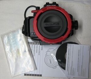 Olympus PT-EP08 Underwater Case for OM-D, E-M5 Camera