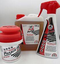 Leovet Power Phaser Spray Refill Durativ Gel Equine Horse Fly Insect Repellant