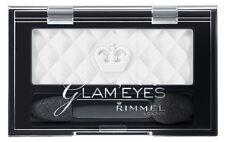 Rimmel Glam'eyes Mono Eyeshadows With Applicator 100 Glam Ice