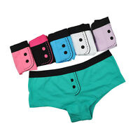 3 6 10 Pcs Lot Women Panties Underwear Boxers Shorts Boyshorts Underpant M L XL