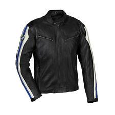 BMW Mens Motorbike Leather Jacket BMW Motorcycle Sports Rider Leather Jacket