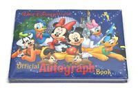 Official Walt Disney World Autograph Book