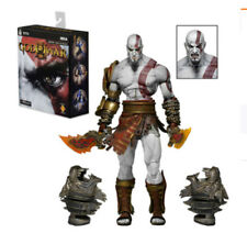 """NECA God of War 3 Ultimate Kratos 7"""" Action Figure 1:12 Game Collection Toy"""
