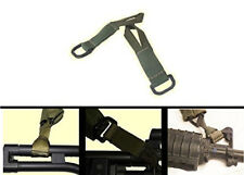 Israeli Style Single point sling adapter for rifle or shotgun