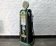 Retro Gas Station Pump Model for Polly Gas Metal Storage Closet
