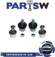 All (4) Front Upper and Lower Ball Joint for Chevrolet Dodge Ford GMC Jeep
