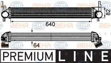 8ML 376 746-141 HELLA Intercooler  charger