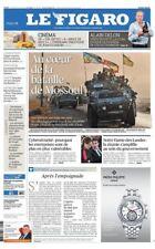 Le Figaro 18.10.2016 N°22453 *MOSSOUL*Alain DELON*THE ARTIST*CYBERSECURITE*TABAC